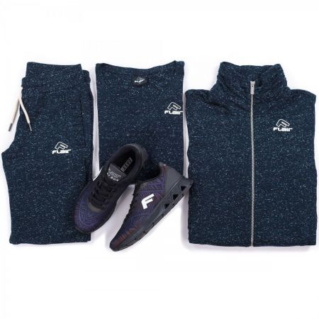 Дамски Анцуг FLAIR Night Sky Tracksuit 512617 216004 изображение 7