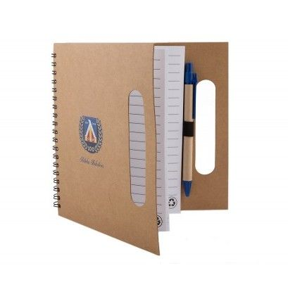 Еко Тефтер LEVSKI Eco Autograph Book & Pen Set 503533  изображение 3