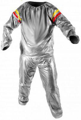 Мъжки Сауна Костюм MAXIMA Sauna Suit 502997 200520 изображение 2