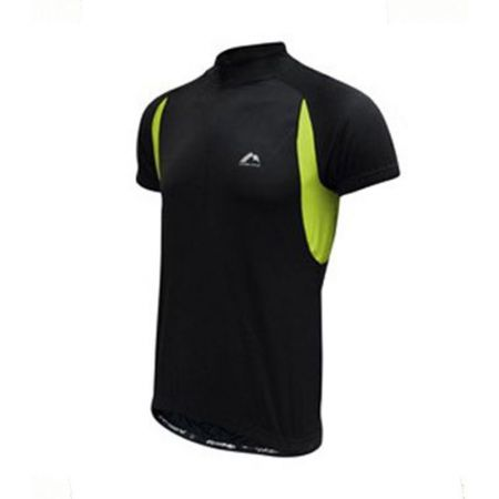 Мъжка Тениска MORE MILE Short Sleeve Mens Cycle Jersey 508498