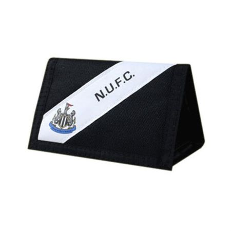 Портмоне NEWCASTLE UNITED Nylon Wallet 500257