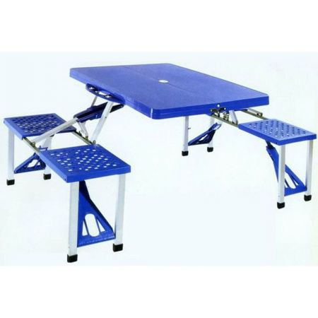 Сгъваема Маса С 4 Стола MAXIMA Folding Table With 4 Chairs 503956