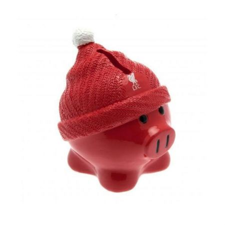 Касичка LIVERPOOL Beanie Piggy Bank 500118c