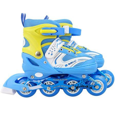 Детски Регулируеми Ролери MAXIMA Adjustable Rollers 34-37 509476
