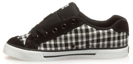 Детски Кецове DC Chelsea TX SP Low-Top Shoes 503657 DC 00008 BLK&WHT изображение 2