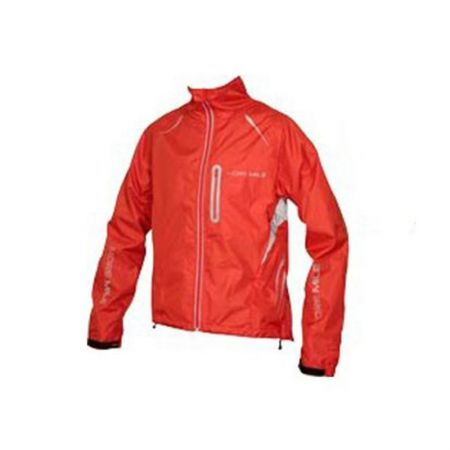 Мъжко Яке За Колоездене MORE MILE Hi-Viz Tour Elite Mens Cycle Jacket 508419