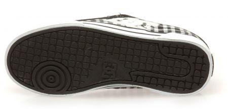 Детски Кецове DC Chelsea TX SP Low-Top Shoes 503657 DC 00008 BLK&WHT изображение 4