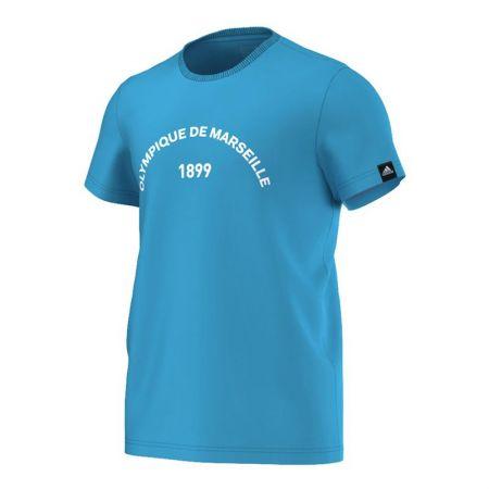 Мъжка Тениска ADIDAS Olympique Marseille Graphic 509627