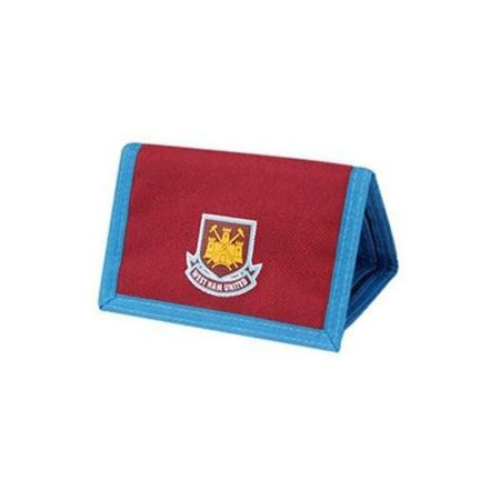 Портмоне WEST HAM UNITED Nylon Wallet 500260