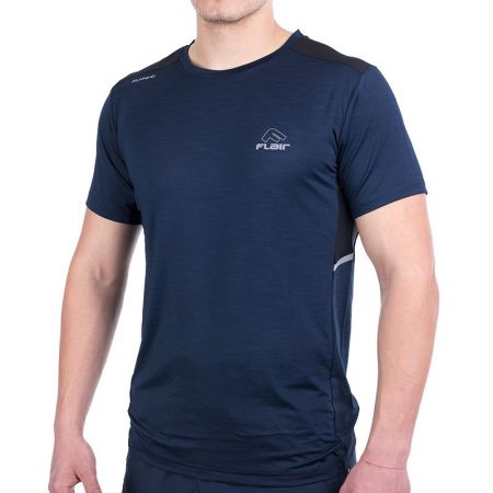 Мъжка Тениска FLAIR Gym Shark T-Shirt 515101 175019