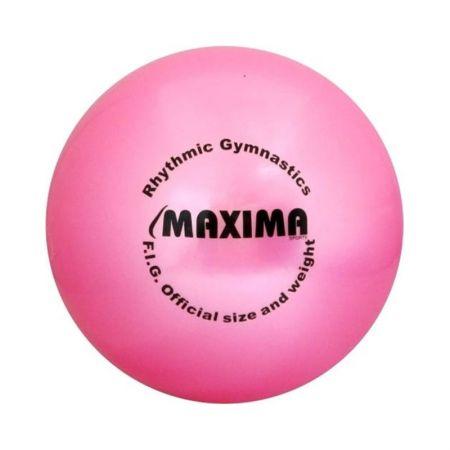 Топка За Художествена Гимнастика MAXIMA Rhythmic Gymnastics Ball 502303 200675-Pink