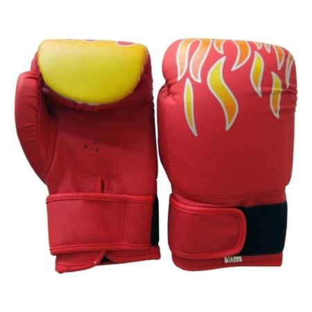 Боксови Ръкавици MAXIMA Boxing Gloves 502550 200759-Red