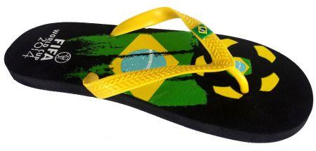 Мъжки Джапанки Бразилия BRAZIL Flip Flops 503472  изображение 2