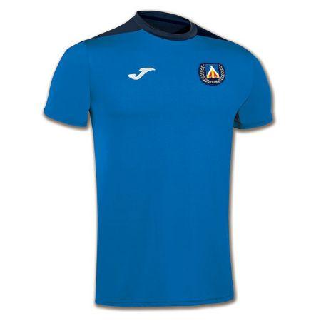 Мъжка Фланелка LEVSKI Mens Crest Shirt 509672