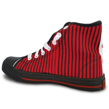 Дамски Кецове GUGGEN COAST Trampki High Stripes 510940 Trampki High Stripes изображение 2