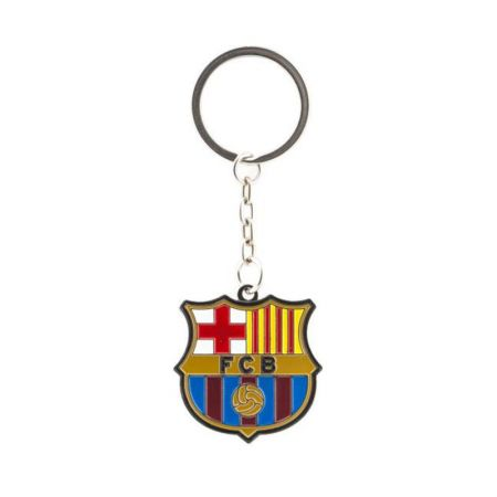 Ключодържател BARCELONA Metal Key Ring 500489 1511-a25krcba