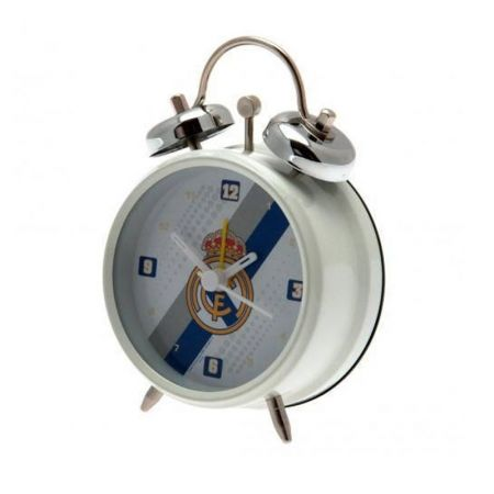 Будилник REAL MADRID Alarm Clock ST 500072c y25alarm