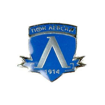 Значка LEVSKI Crest Badge 500650