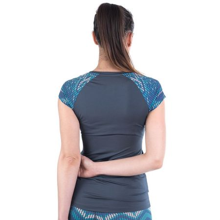 Дамска Тениска FLAIR Azteca T-Shirt 515123 275033 изображение 2