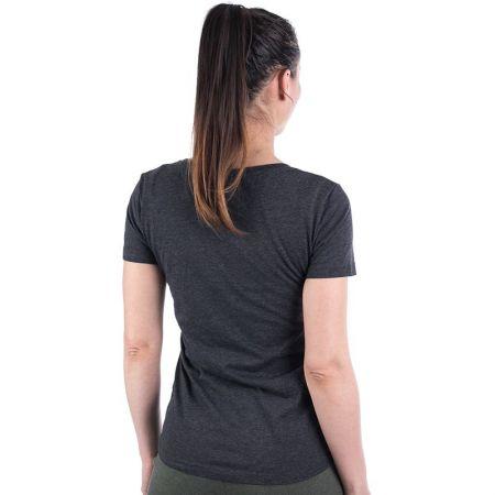 Дамска Тениска FLAIR C-Neck Logo T-shirt 515117 276108 изображение 2