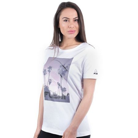 Дамска Тениска FLAIR Cali Bay T-Shirt 515159 276110