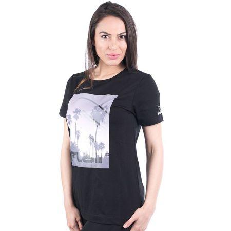 Дамска Тениска FLAIR Cali Bay T-Shirt 515158 276110