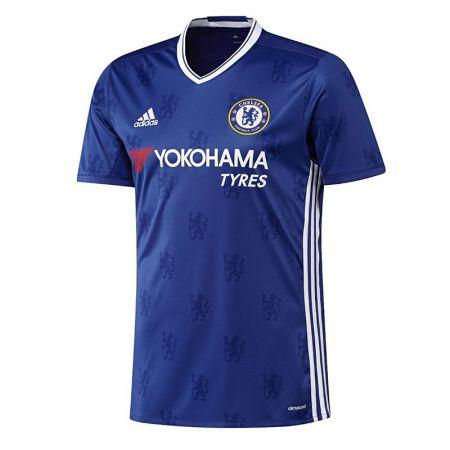 Официална Фланелка Челси CHELSEA Mens Home Shirt 16-17 504139