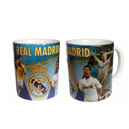 Чаша REAL MADRID Mug Ronaldo and James PKS 501371