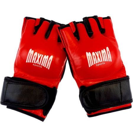 Ръкавици За MMA MAXIMA MMA Gloves  502552 200785-Red