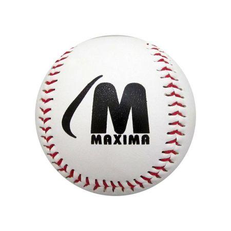Бейзболна Топка MAXIMA Baseball Hard 7.2 cm 502683