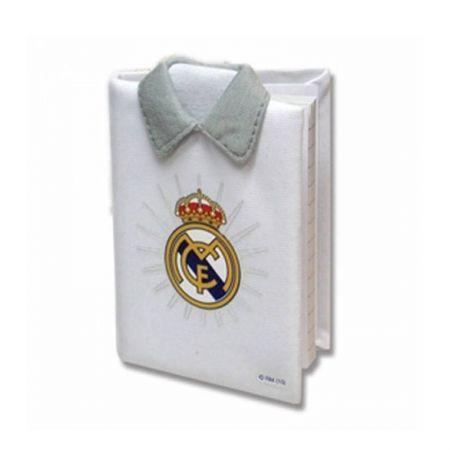 Тефтерче REAL MADRID T-Shirt Note Pad 501420