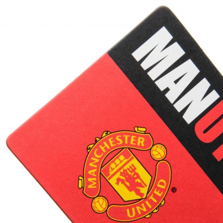 Комплект MANCHESTER UNITED Mini Bar Set 500155a u25minmu-10819 изображение 5