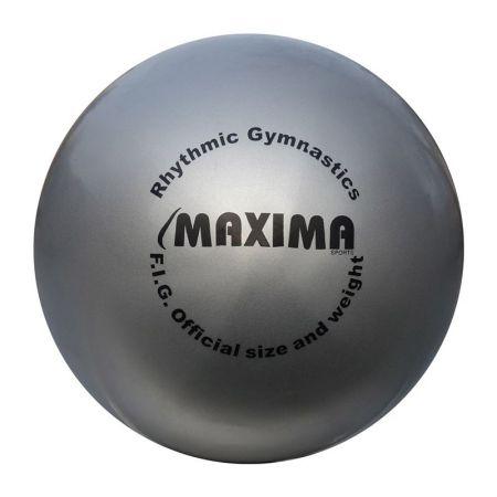 Топка За Художествена Гимнастика MAXIMA Rhythmic Gymnastics Ball 511140 200675-Silver