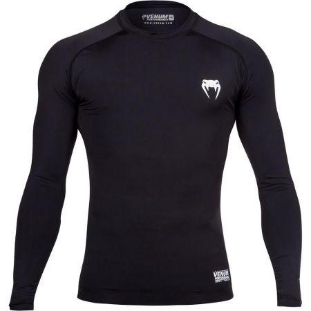 Мъжки Рашгард VENUM Contender 2.0 Compression T-Shirt Long Sleeves 508070