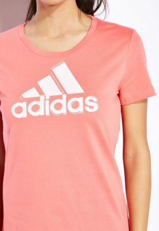 Дамски Комплект Тениски ADIDAS Blurry Pack Тее 502285 AI6167 изображение 5