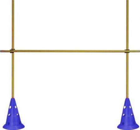 Конус С Дупки MAXIMA Cone With Holes 52 Cm/Ø25 Mm 503184 200874-Blue изображение 3