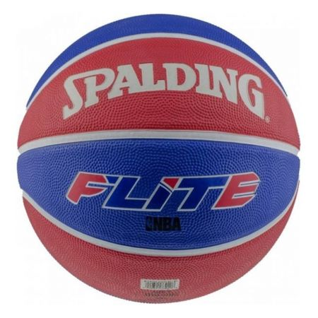 Баскетболна Топка SPALDING Flite Color Rubber Basketball 400971