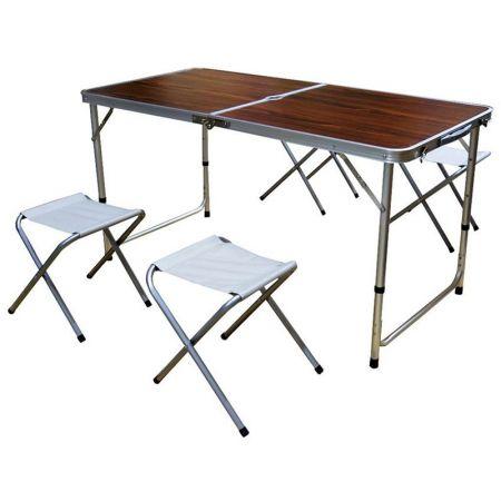 Сгъваема Маса С 4 Стола MAXIMA Folding Table With 4 Chairs 503957