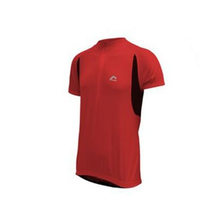 Мъжка Тениска MORE MILE Short Sleeve Mens Cycle Jersey 508395