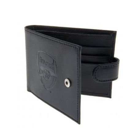 Портфейл ARSENAL Embossed Leather Wallet 501138