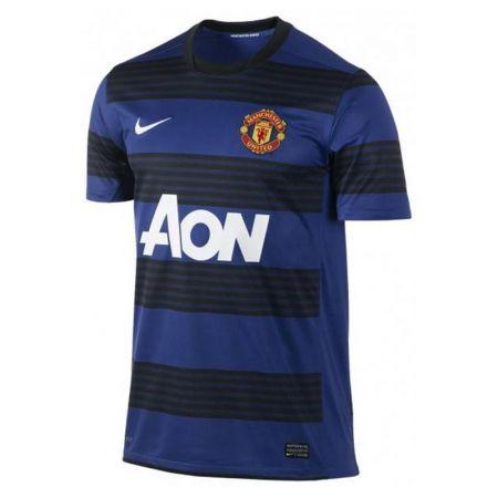 Официална Фланелка Манчестър Юнайтед MANCHESTER UNITED Mens Away Shirt 12-13 501439 423935-403-Ивко