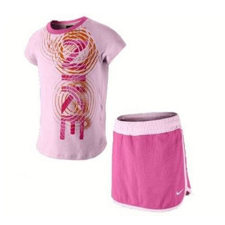 Детски Спортен Екип NIKE Action Knit Set 2 300036a 412817-616-Ивко
