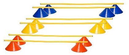 Mеки Конуси MAXIMA Soft Cones 5 Cm/Ø20 Cm 50 Pcs 503187 200840 изображение 2