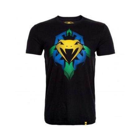 Мъжка Тениска VENUM Snake Shield T-Shirt 508127