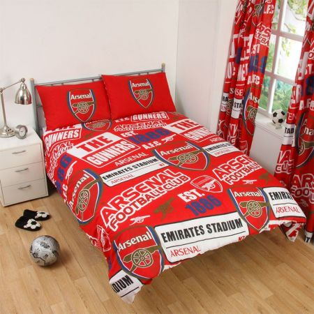 Спално Бельо ARSENAL Double Duvet Set BE 500543b 12068