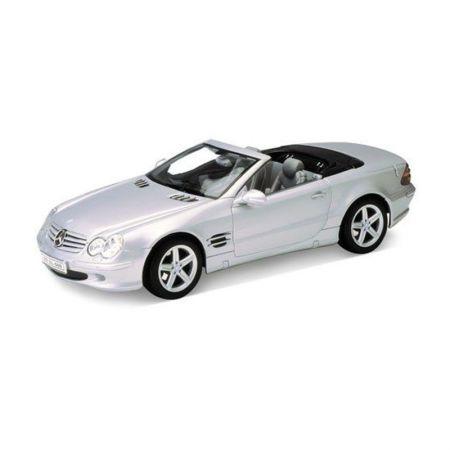 Количка Mercedes SL 500 1:18 Cm 503270 210310-Grey