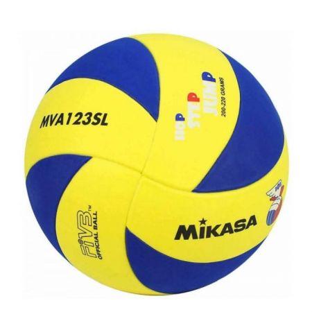 Детска Волейболна Топка MIKASA Kids Competition Ball 220gr. MVA123SL 401717