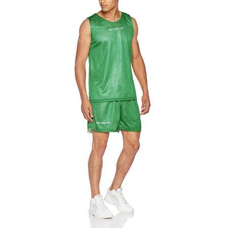 Двулицев Баскетболен Екип GIVOVA Kit Double 1303 504764 kitb03