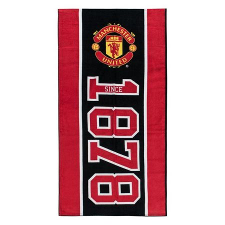 Кърпа MANCHESTER UNITED Beach Towel ES 505536 e56towmues