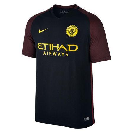 Официална Фланелка Манчестър Сити MANCHESTER CITY Mens Away Shirt 16-17 504148